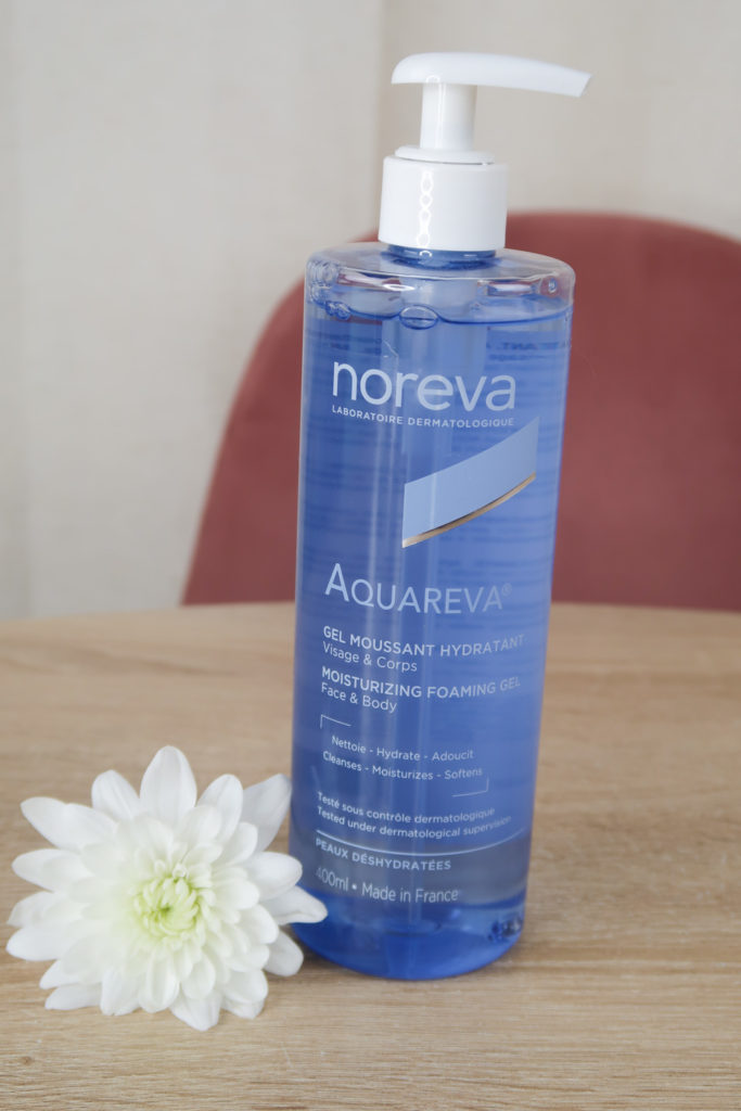 Gel Moussant Hydratant, NOREVA.